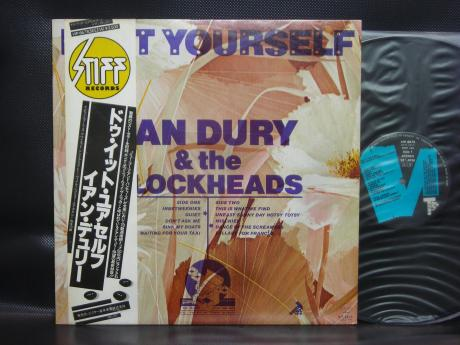 Backwood records ian dury the blockheads do it yourself japan ian dury the blockheads do it yourself japan promo lp obi solutioingenieria Choice Image
