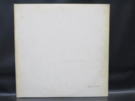 Beatles White Album Japan Orig. 2LP Rare RED WAX