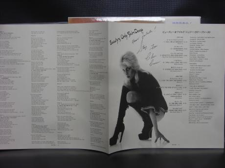 Backwood Records Runaways Cherie Currie Beauty S Only