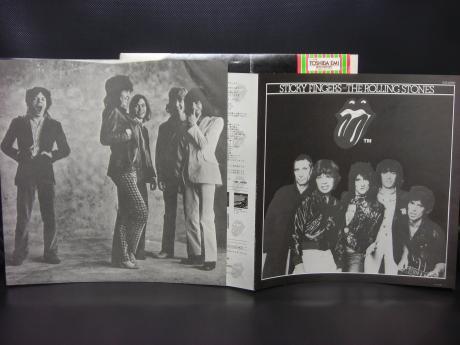 Backwood Records : Rolling Stones Sticky Fingers Japan EMI