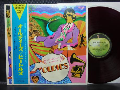 Backwood Records : Beatles A Collection of Oldies Japan