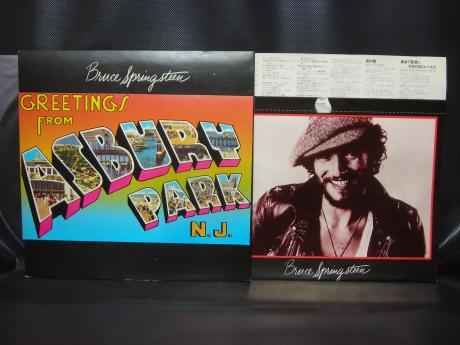 Backwood records bruce springsteen greetings from asbury park bruce springsteen greetings from asbury park japan lp cover obi m4hsunfo