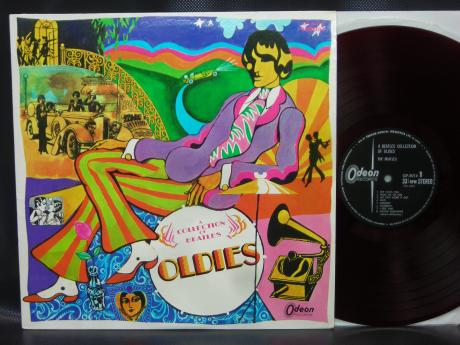 Backwood Records : Beatles A Collection of Oldies Japan Orig