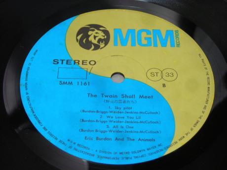 Backwood Records Eric Burdon Amp Animals Twain Shall Meet