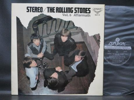 Backwood Records : Rolling Stones Aftermath Vol  5 Japan