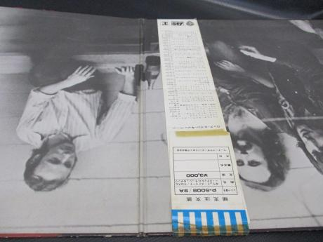 Neil CSN&Y Crosby Stills Nash & Young 4 Way Street Japan Orig. 2LP ROCK AGE FLOWER OBI