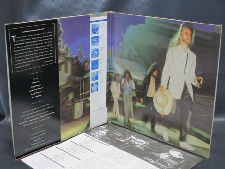 Supertramp Paris Japan Orig. 2LP OBI BOOKLET