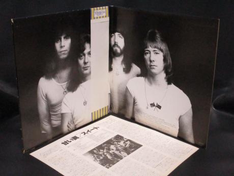 Sweet Level Headed  Japan Orig. LP OBI INSERT
