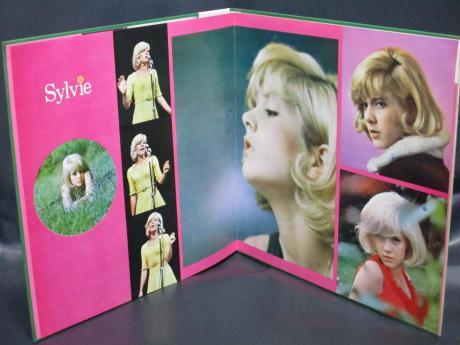 Backwood Records Sylvie Vartan Grandprix Japan Only Lp Obi Cloth Cover Used Japanese Press Vinyl Records For Sale