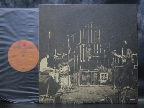 Neil Young Harvest Japan Rare LP OBI INSERT