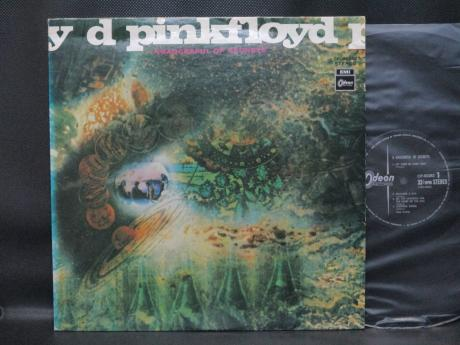 Pink Floyd A Saucerful of Secrets Japan Early Press LP DIF ODEON