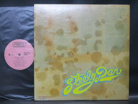 Steely Dan Can't Buy A Thrill Japan Early LP OBI G/F