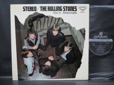 Backwood Records : Rolling Stones Aftermath Vol  5 Japan