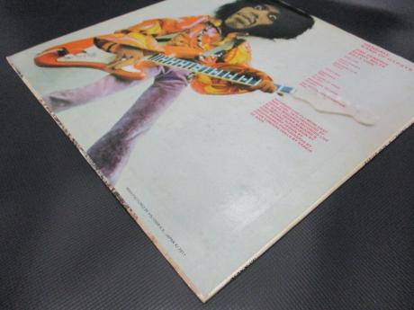 Jimi Hendrix Experience Band of Gypsys Japan LP PUPPET COVER
