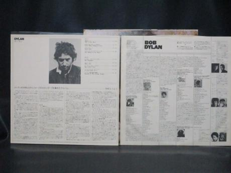 Bob Dylan Dylan Japan Orig. PROMO LP WHITE LABEL