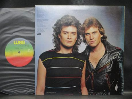 Deep Purple, Glenn Hughes Thrall Same Title Japan Orig. PROMO LP