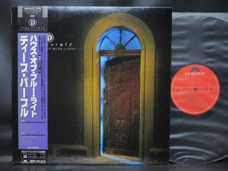 Backwood Records : Deep Purple House of Blue Light Japan