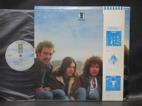 Eagles 1st Same Title Japan Rare LP BLUE OBI