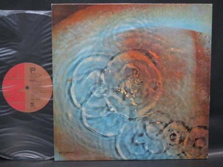 Backwood Records : Pink Floyd Meddle Japan EMI LP OBI BOOKLET | Used