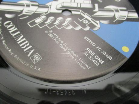Backwood Records : Pink Floyd Wish You Were Here US Orig  LP SHRINK