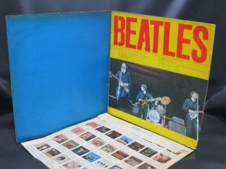 Beatles Please Please Me Japan Tour Orig. LP ODEON RED WAX