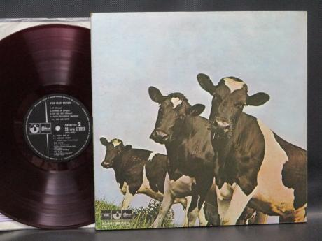 Pink Floyd Atom Heart Mother Japan Orig. LP OBI RED WAX ODEON
