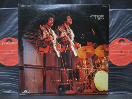 Jimi Hendrix Legacy Japan ONLY Orig. 2LP
