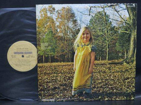 Allman Brothers Band Brothers and Sisters Japan Rare LP OBI