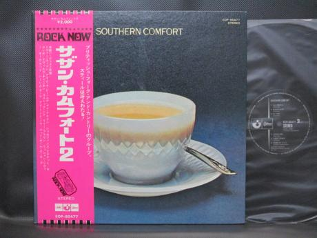 Southern Comfort Same Title Japan Orig. LP OBI