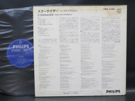 Shelagh McDonald Stargazer Japan Orig. LP DIF PHILIPS