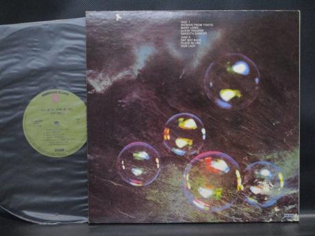Deep Purple Who Do We Think We Are ! Japan Orig. LP OBI