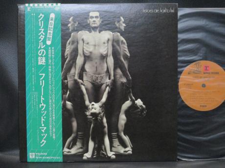 Backwood Records : Fleetwood Mac Heroes Are Hard to Find Japan Orig